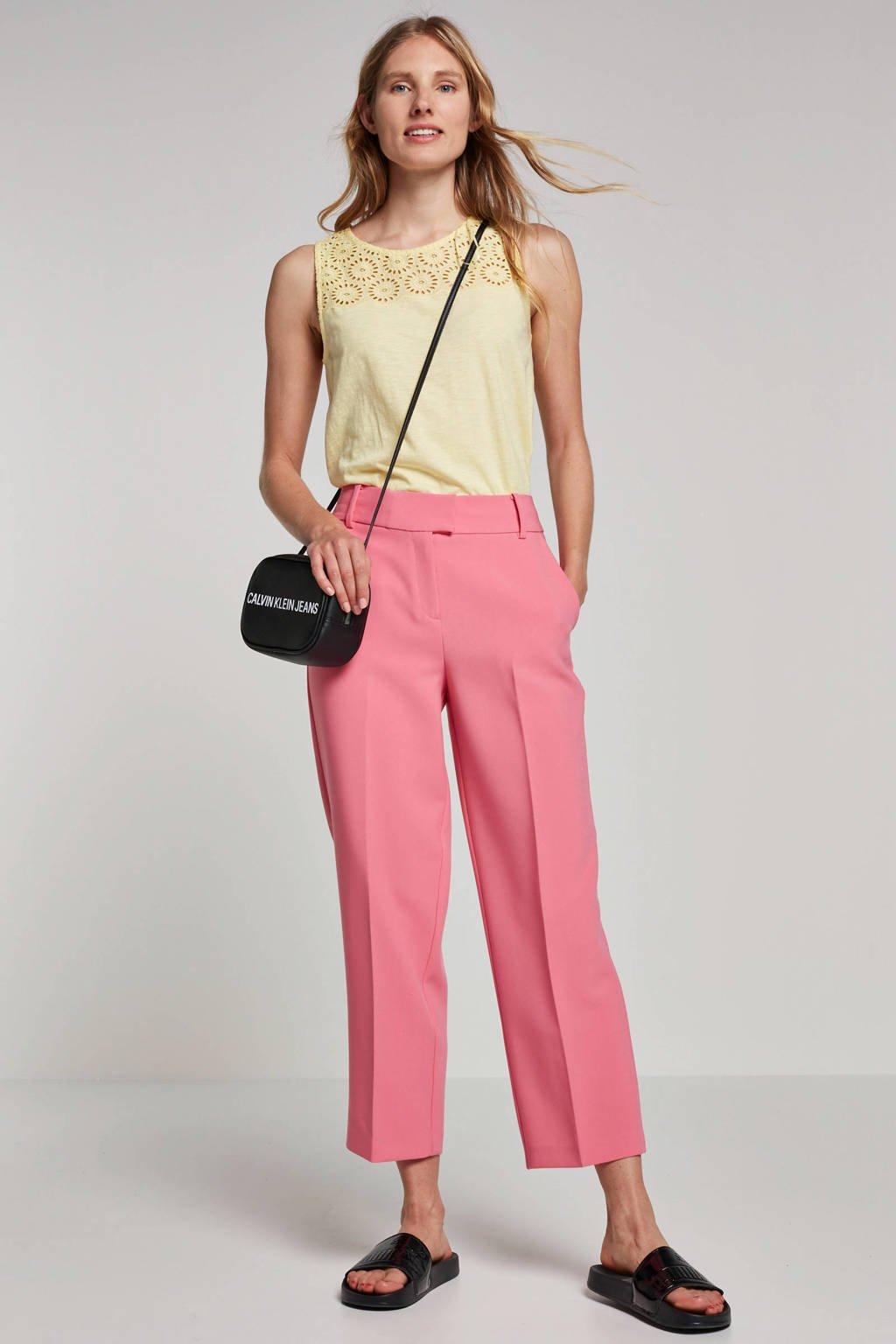 ESPRIT Women Collection pantalon roze, Roze