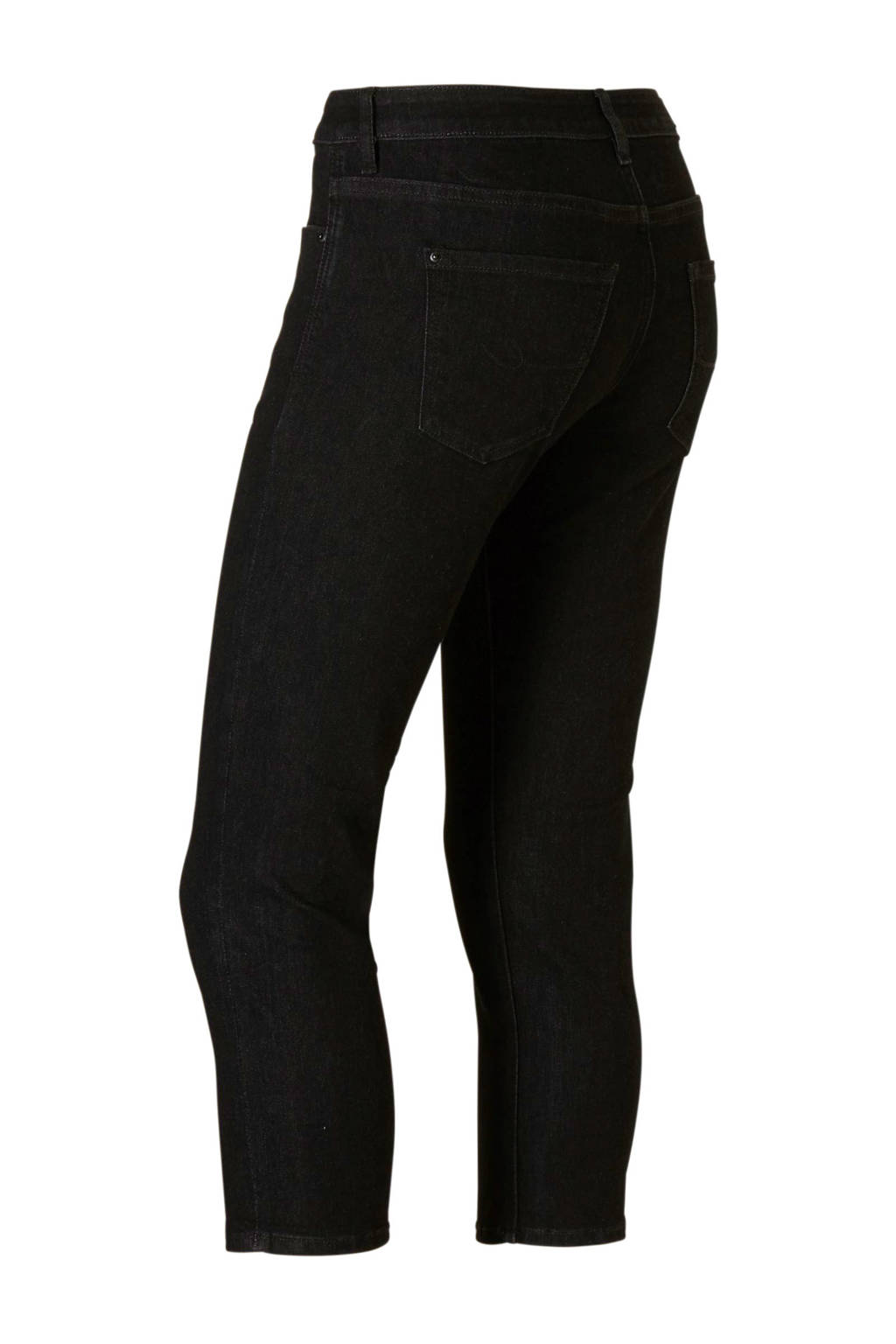 edc Women jeans zwart, Zwart