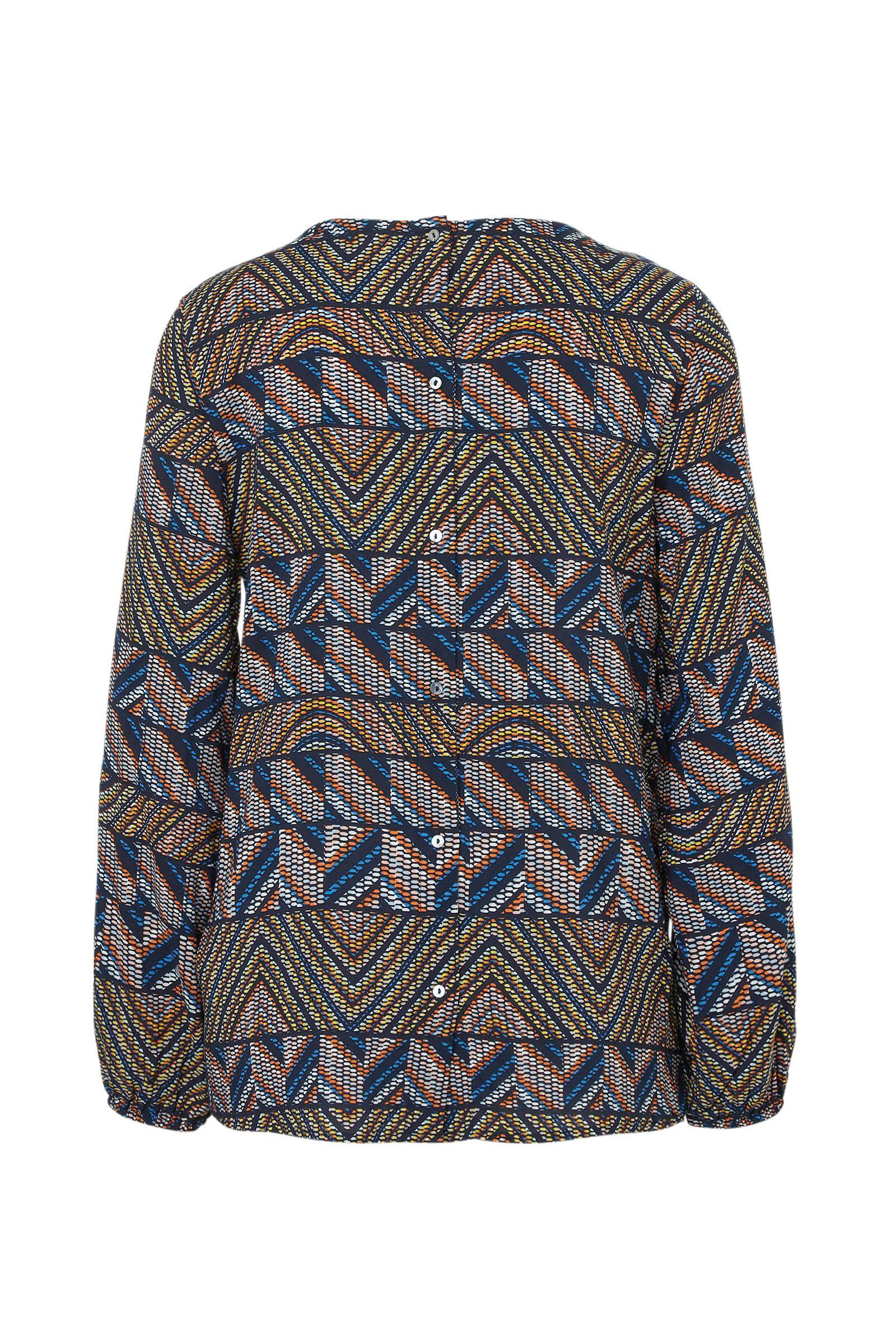 over edc met ESPRIT blouse Women print all 8URqq46p