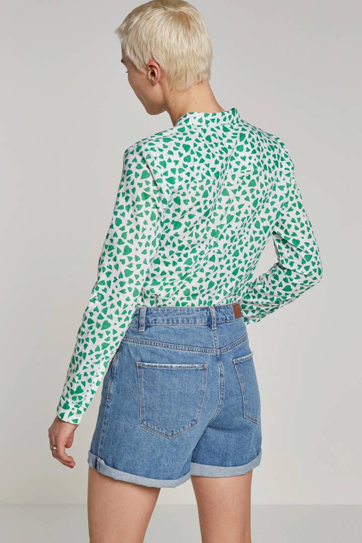groen met blouse Casual ESPRIT hartjes Women wRFWUnxq1p