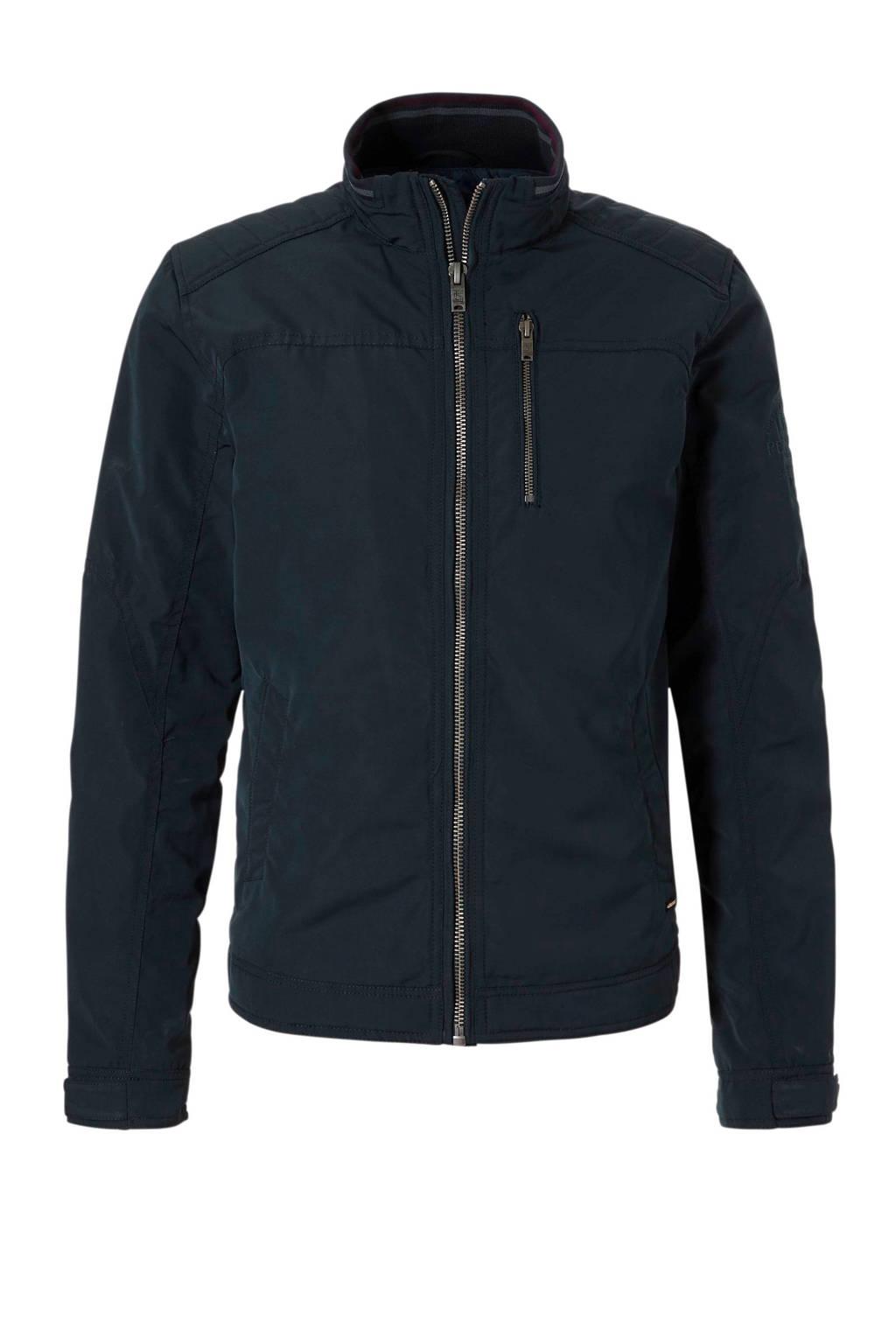 Petrol Industries jas, Donkerblauw