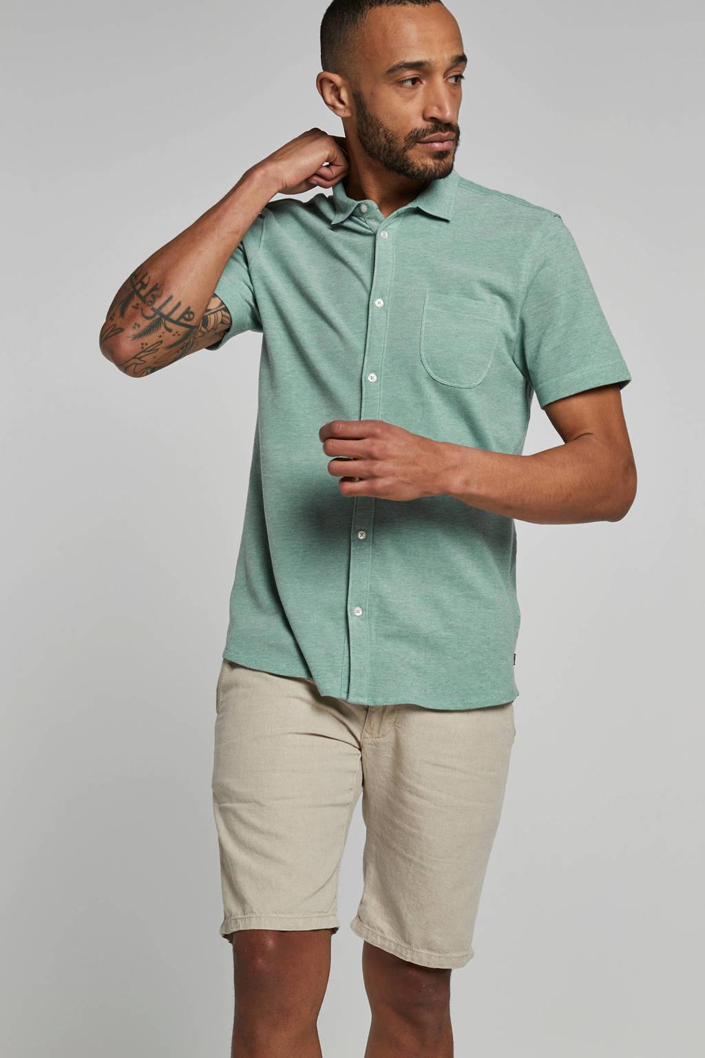 Petrol Industries overhemd, Groen