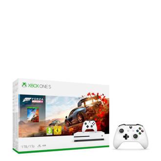 Xbox One S 1TB + 2 controllers + Forza Horizon 4 bundel