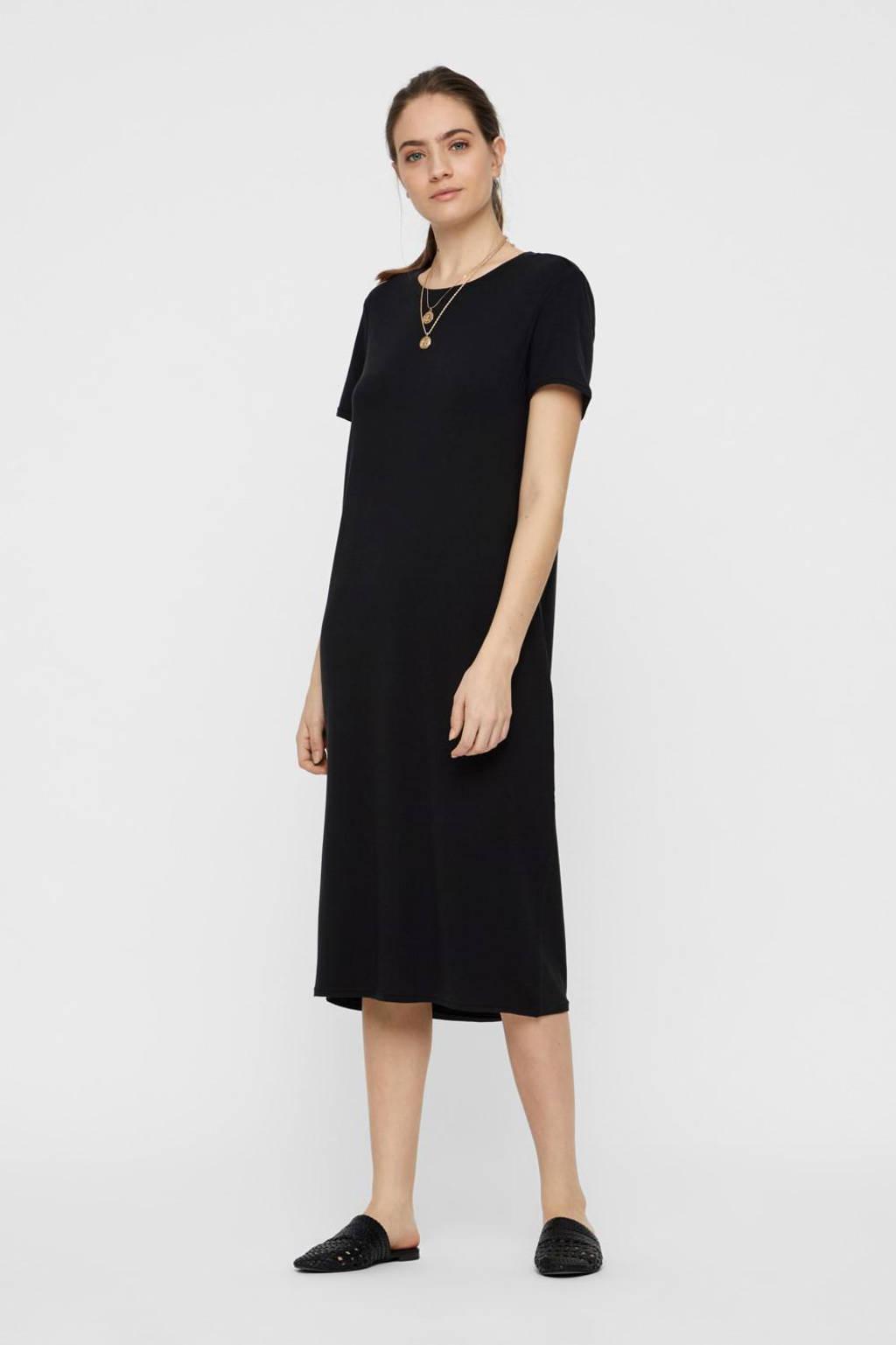AWARE by VERO MODA jersey jurk zwart, Zwart