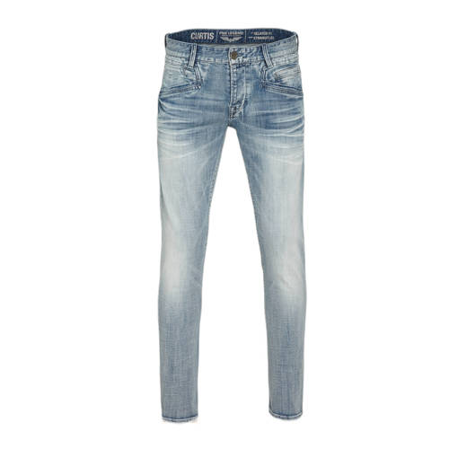 PME Legend straight fit jeans Curtis light blue