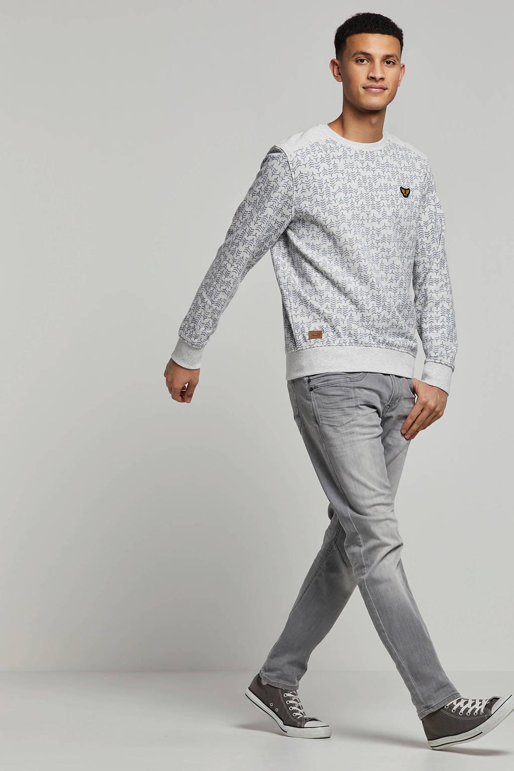PME Legend regular fit jeans Skymaster, Grey denim
