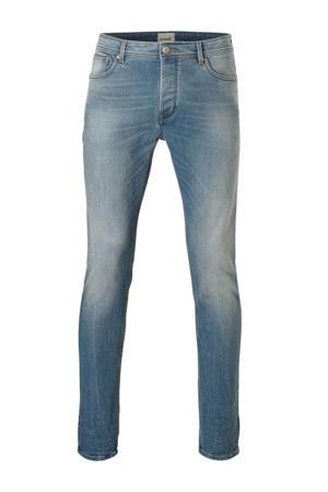 tapered fit jeans Ross light denim