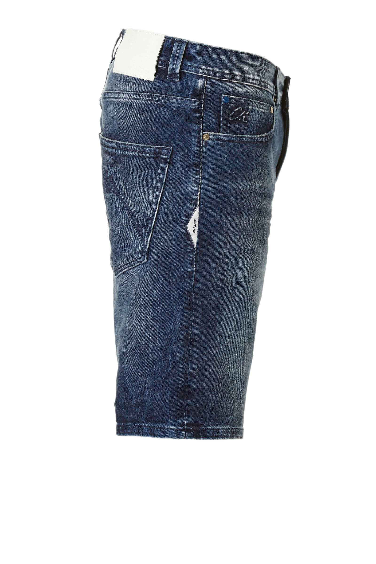 Chasin' tapered fit jeans short Ross | Herenbroeken, Jeans