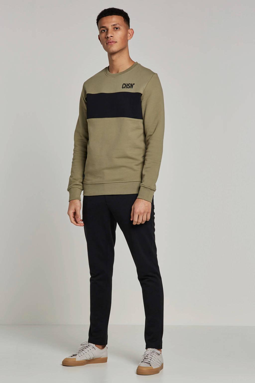 Chasin' sweater, Kaki