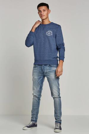 tapered fit jeans Ross dark denim