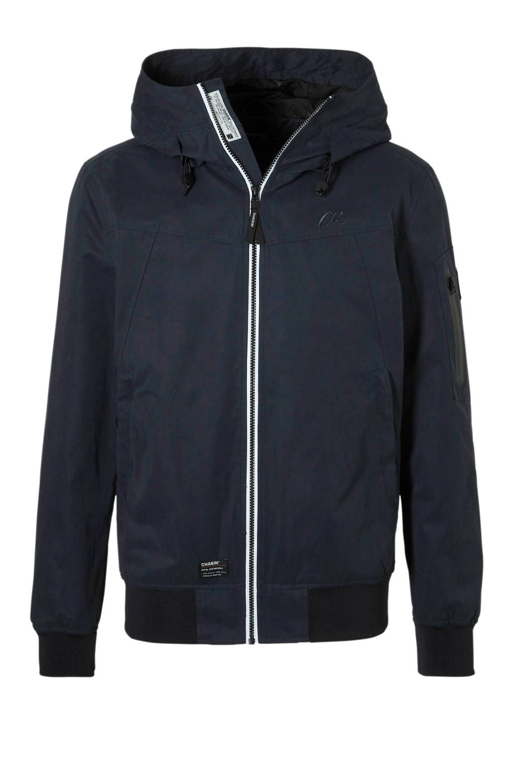 Chasin' jas, Donkerblauw