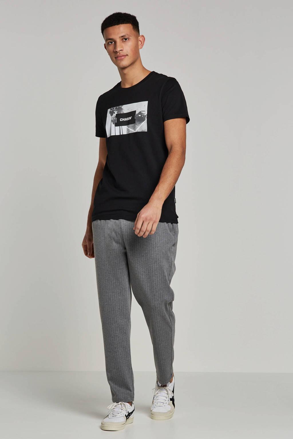 Chasin' T-shirt, Zwart