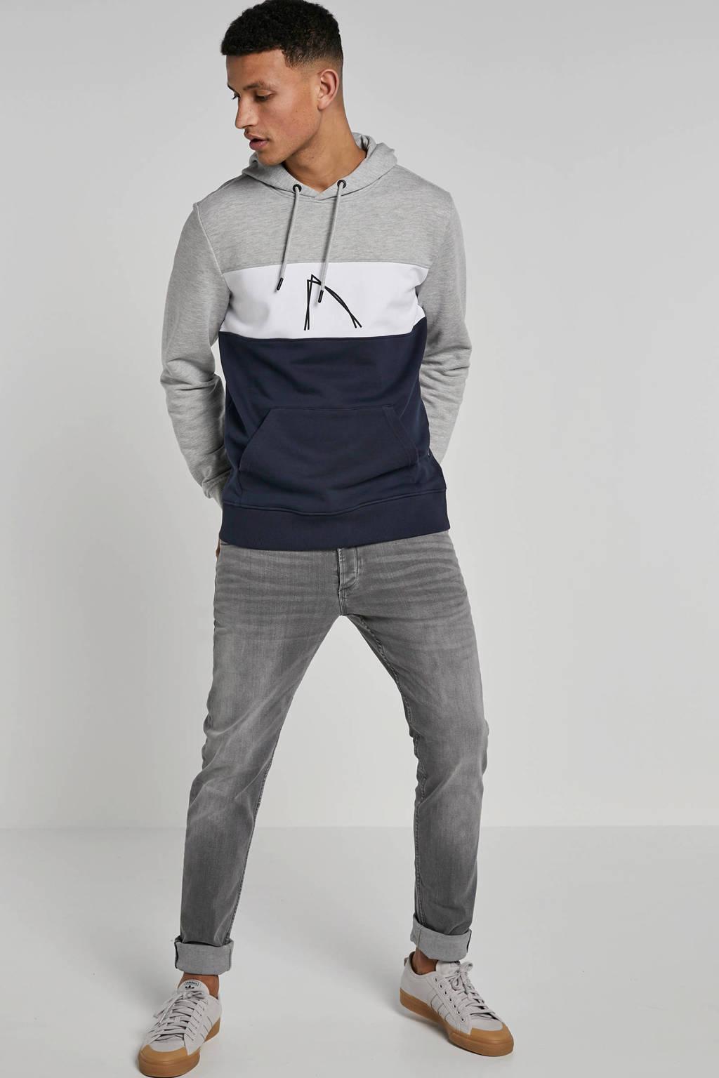 Chasin' hoodie, Grijs