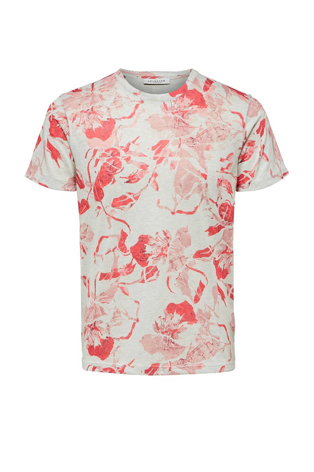 SELECTED HOMME T-shirt, Blauw