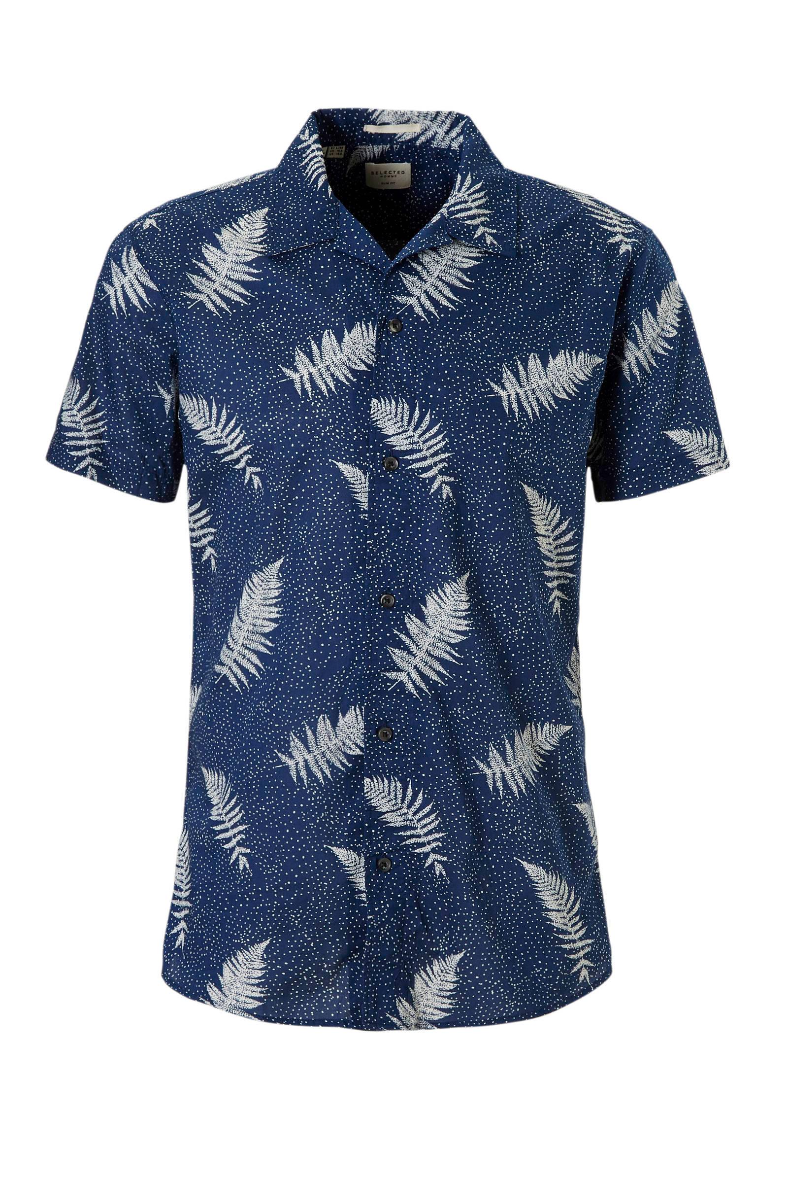 hippe overhemden slim fit