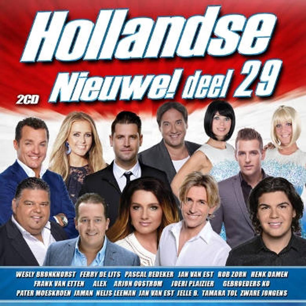 Various Artists - Hollandse Nieuwe Deel 29  2Cd (CD)