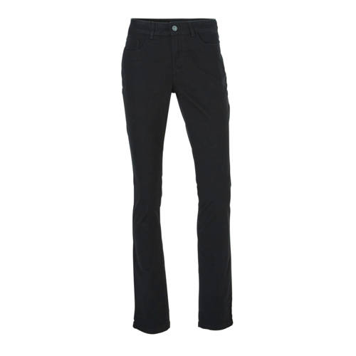 C&A slim fit jeans zwart
