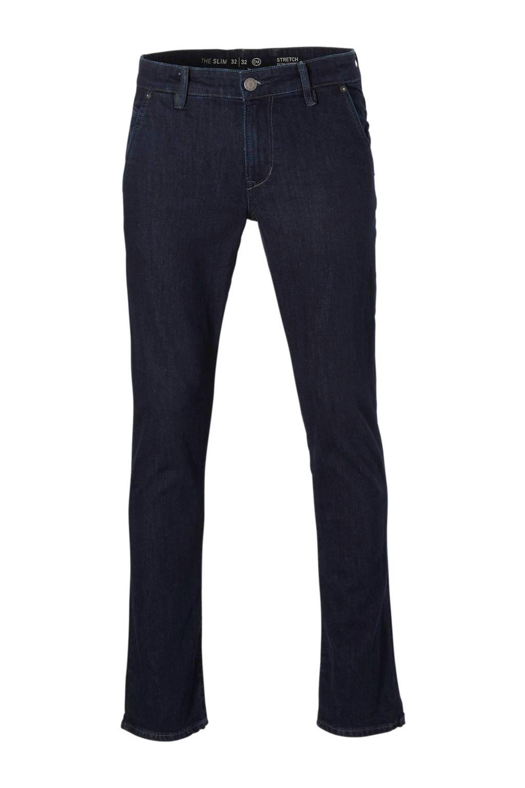 C&A The Denim  slim slim fit jeans, Dark denim