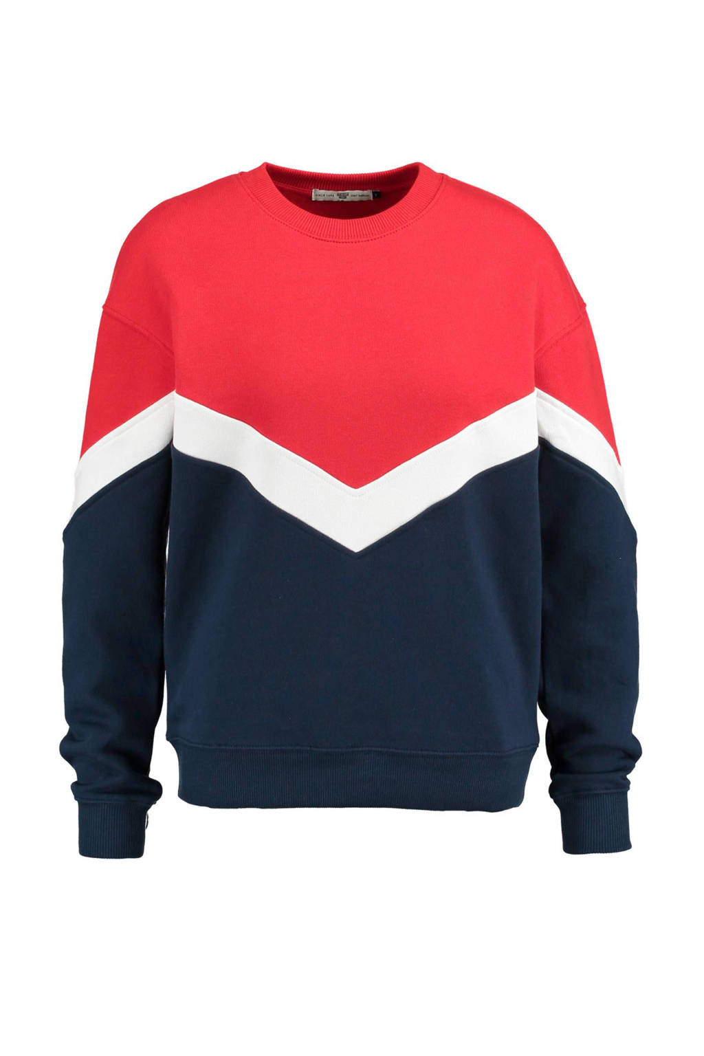 America Today sweater Sadie rood, Rood