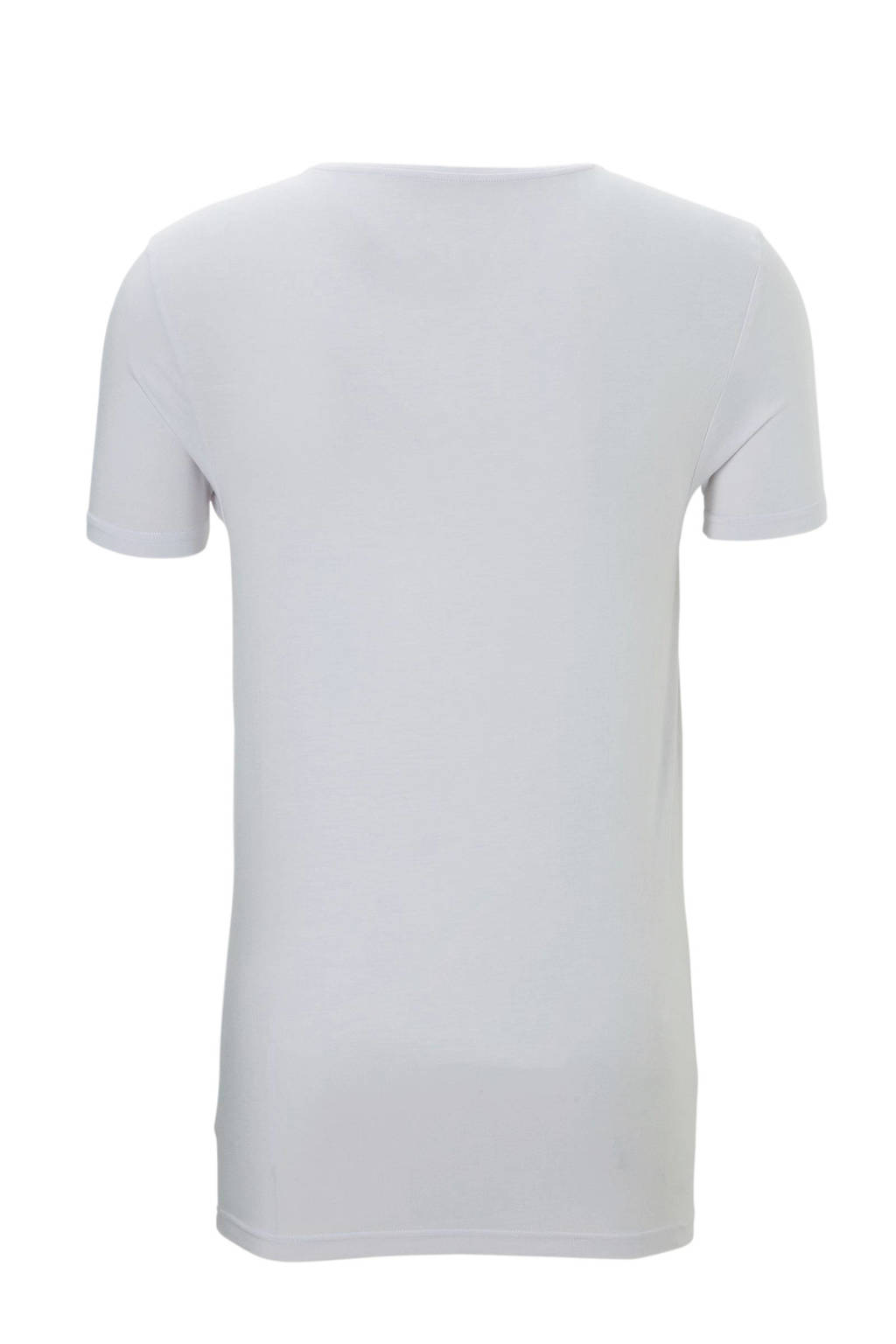 ten Cate bamboe T-shirt wit, Wit