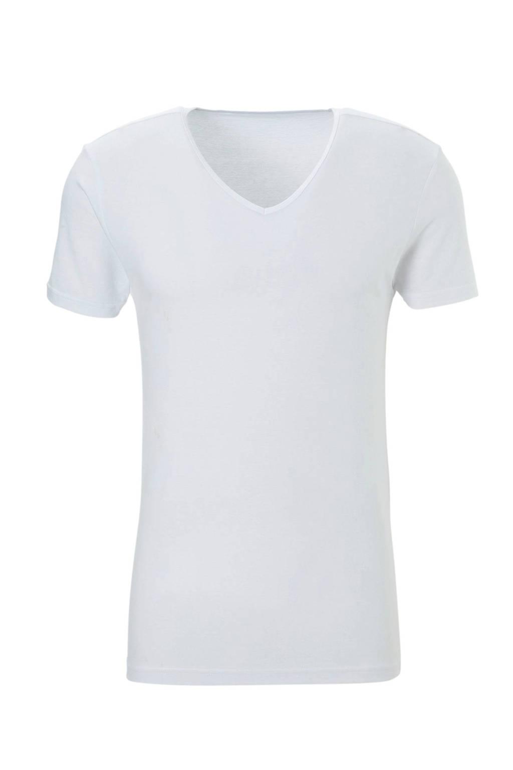 ten Cate T-shirt biologisch katoen wit, Wit