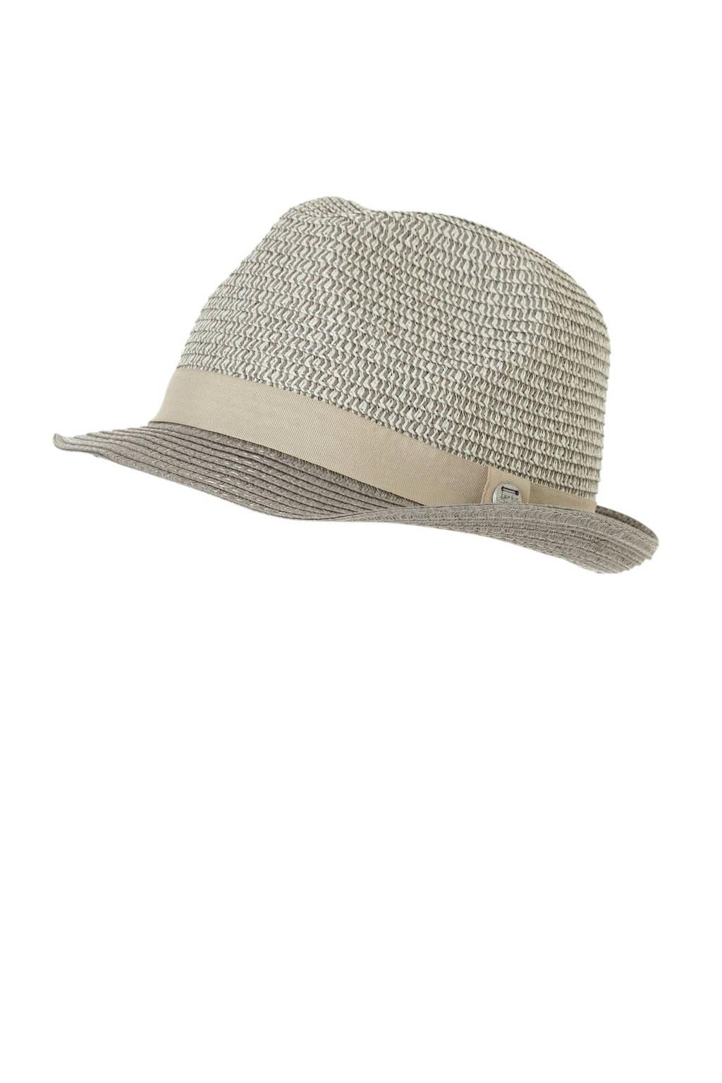 ESPRIT hoed grijs, Grijsbeige