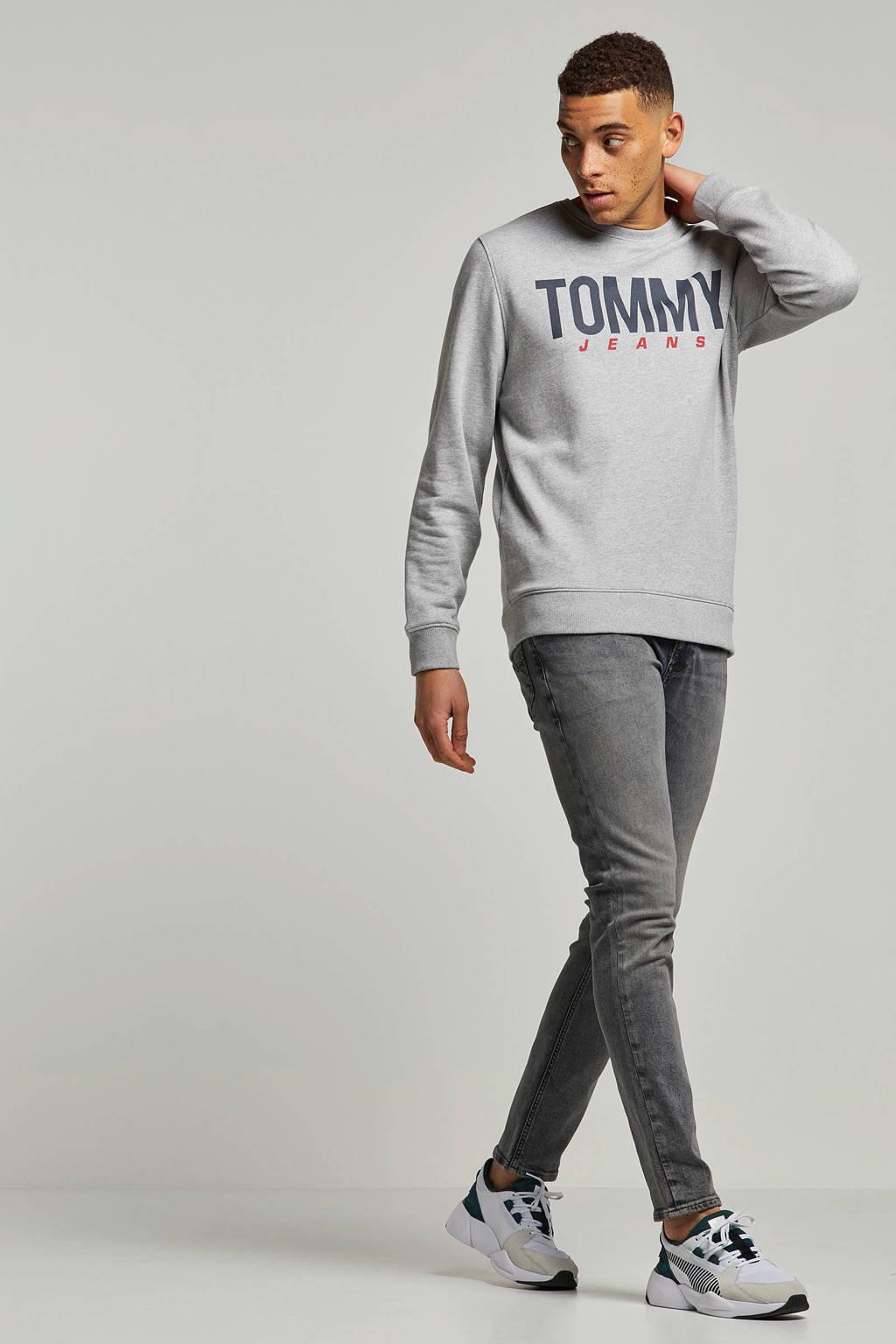 Tommy Jeans skinny fit jeans Simon, Grijs
