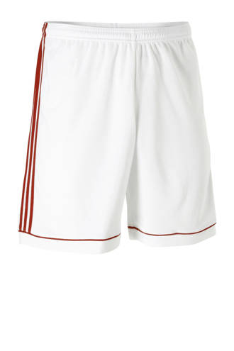 performance   sportshort wit/rood