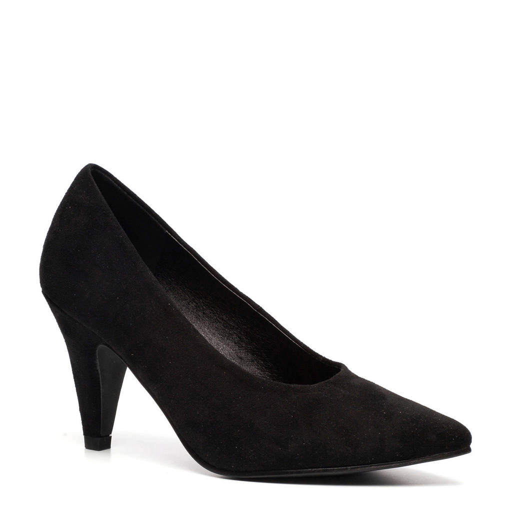 Scapino Blue Box pumps zwart, Zwart