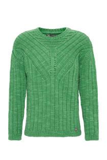 Didi trui met wol groen (dames)