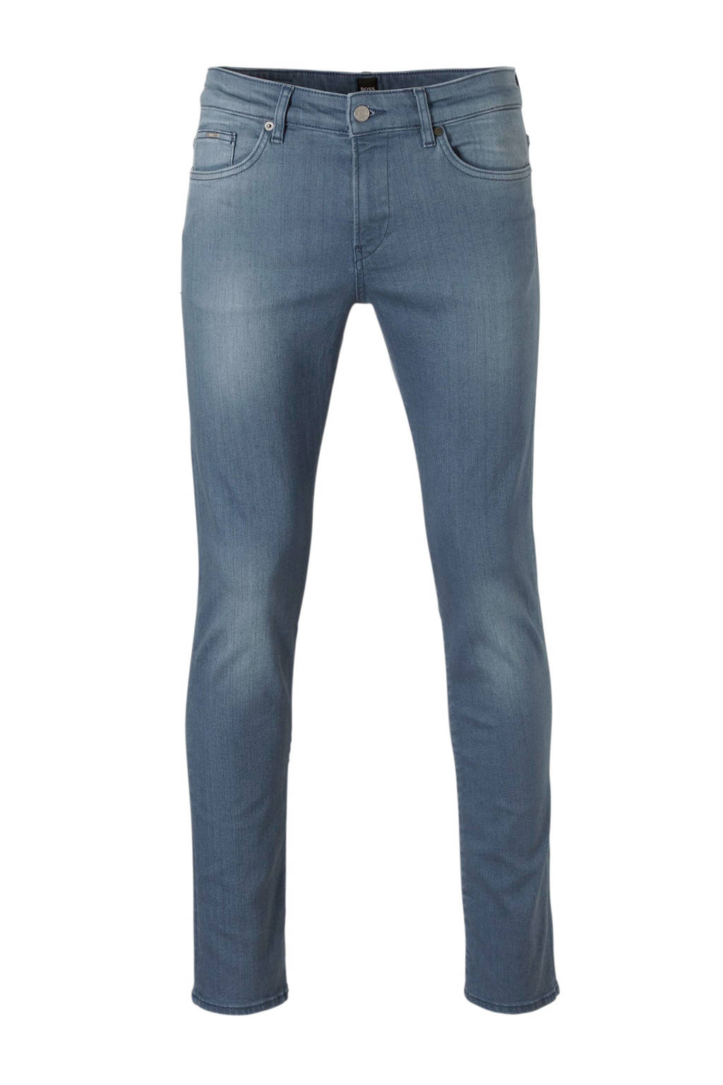 Boss Business slim fit jeans, Dark denim