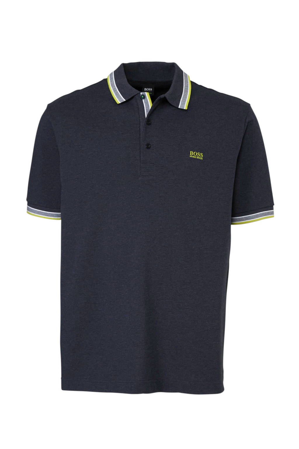 Boss Athleisure regular fit polo marine, Marine