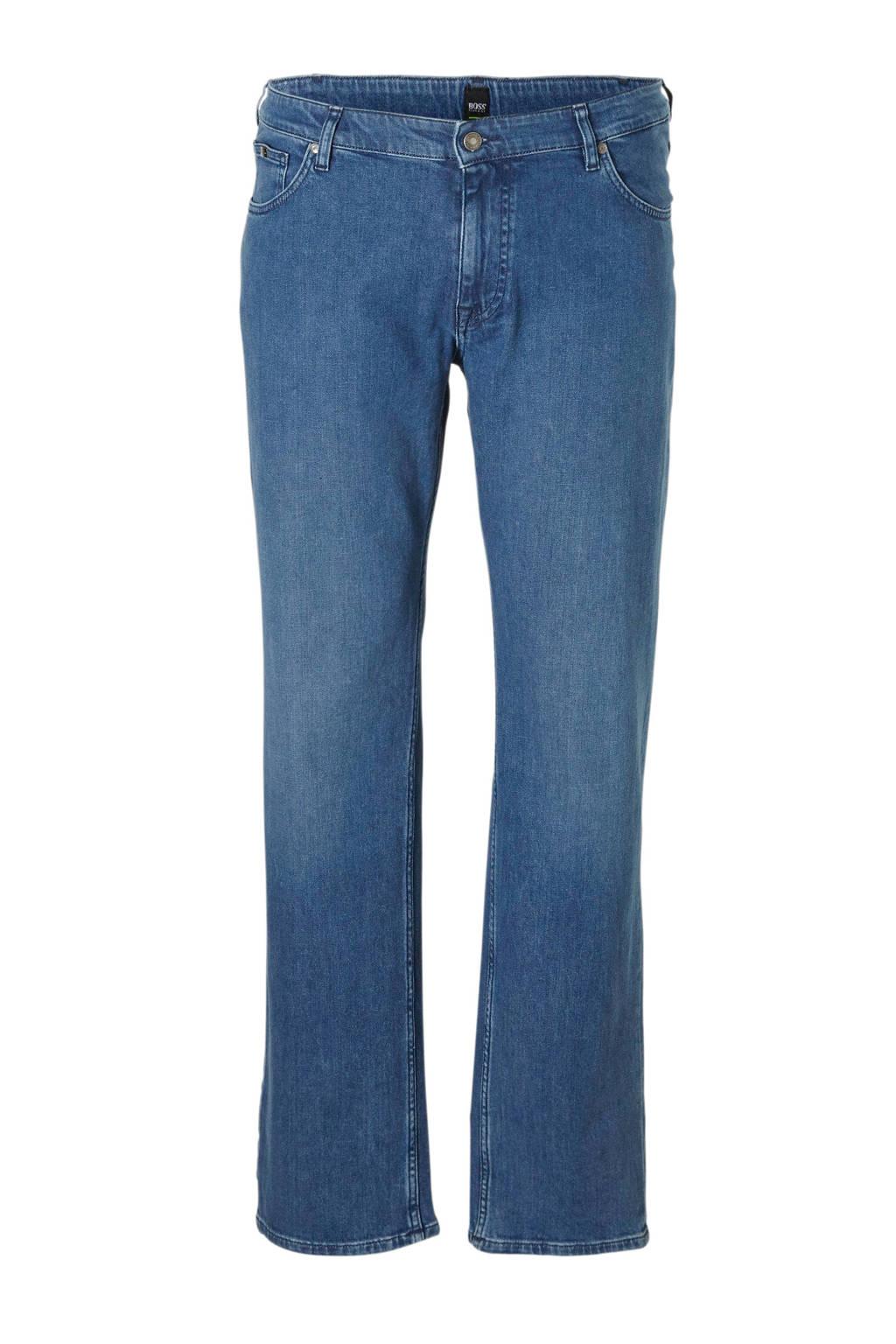 Boss Athleisure regular fit jeans, Blue denim