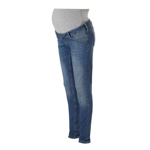 Queen mum slim fit jeans Vivi kopen