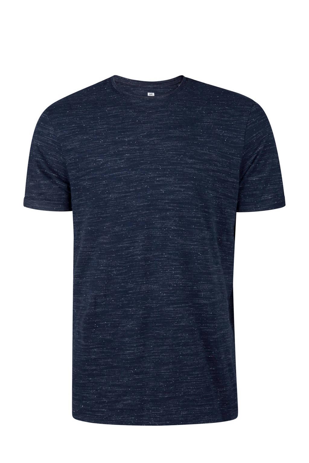 WE Fashion T-shirt, Royal Navy