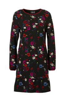 C&A Yessica jurk met all over print zwart