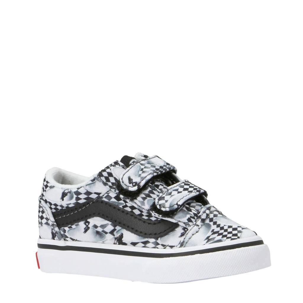 VANS   Old Skool sneakers zwart/wit, Zwart/wit