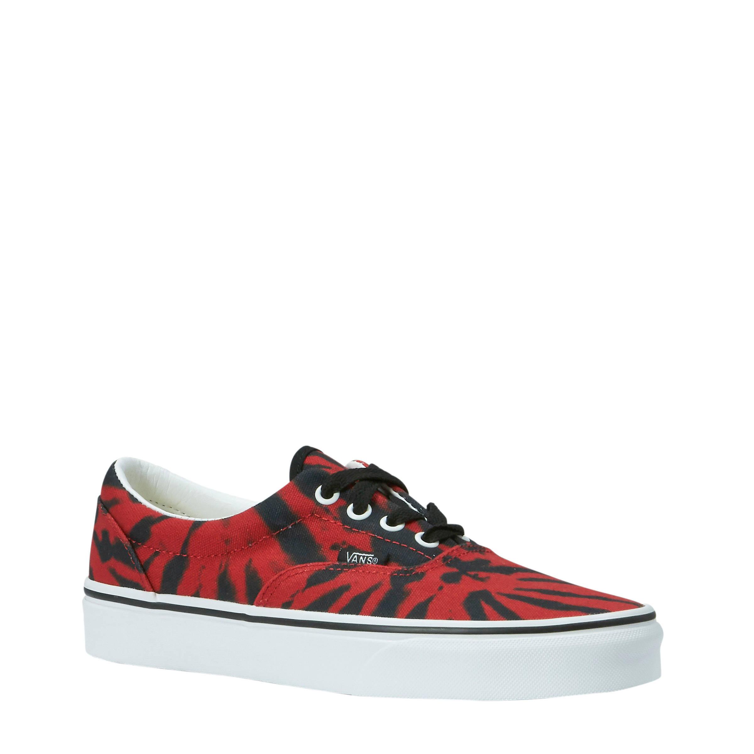 vans sneakers rood