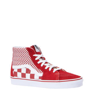 Sk8-Hi MTE sneakers rood/wit