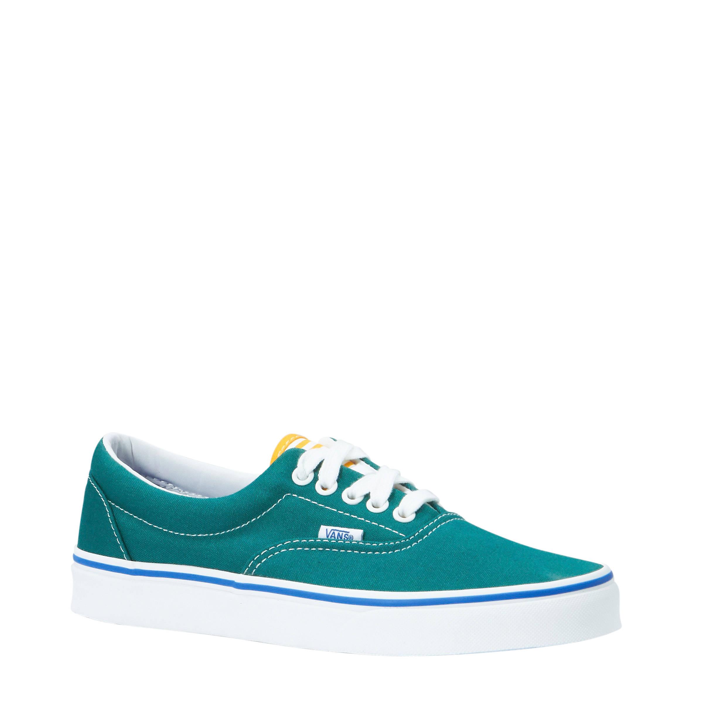 vans groen wit