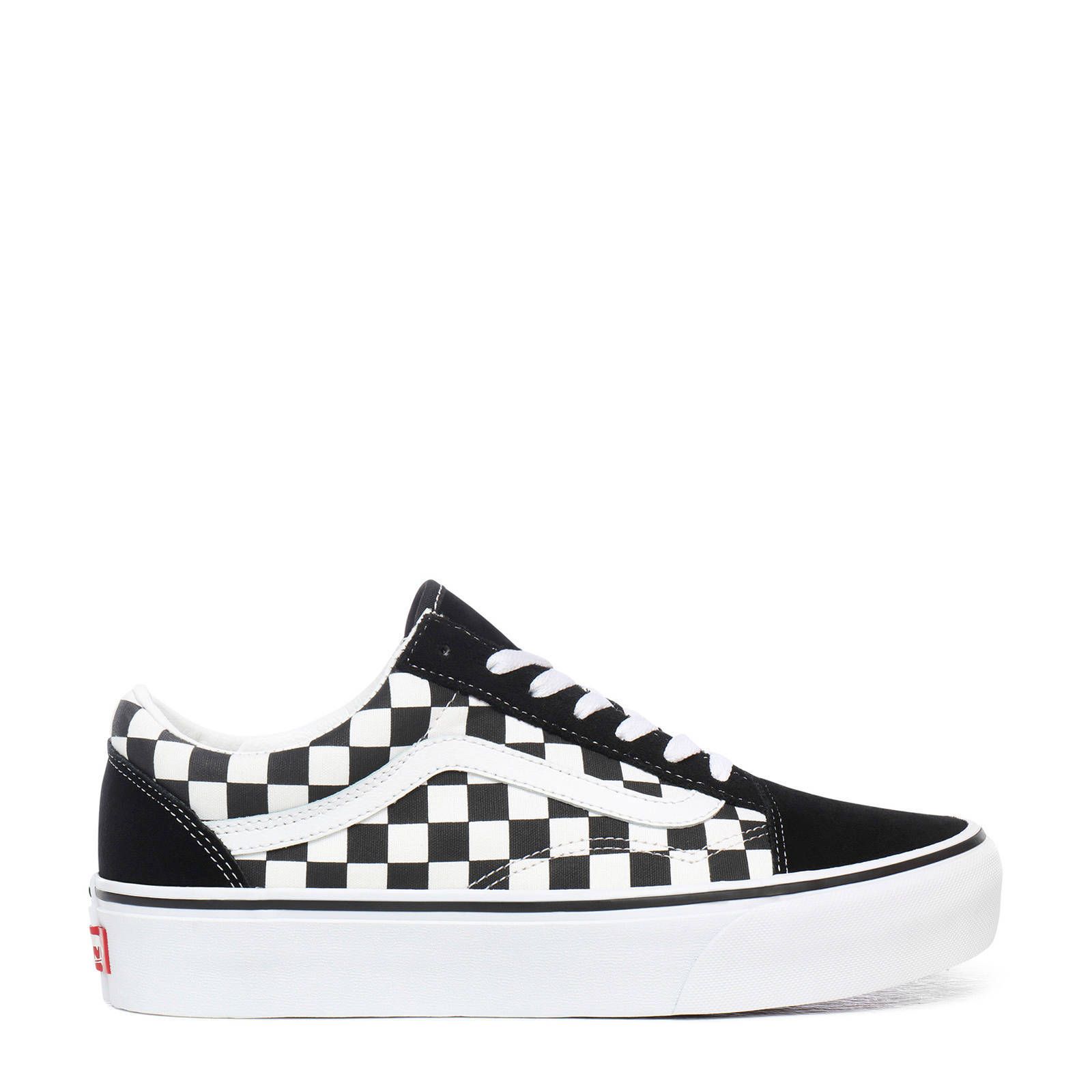 vans dames old skool platform