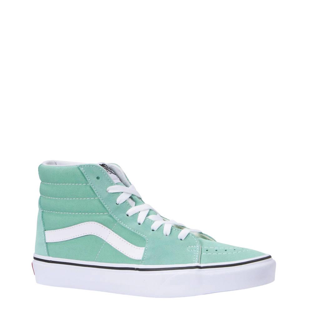 80bcd1e415 VANS UA SK8-Hi sneakers mintgroen
