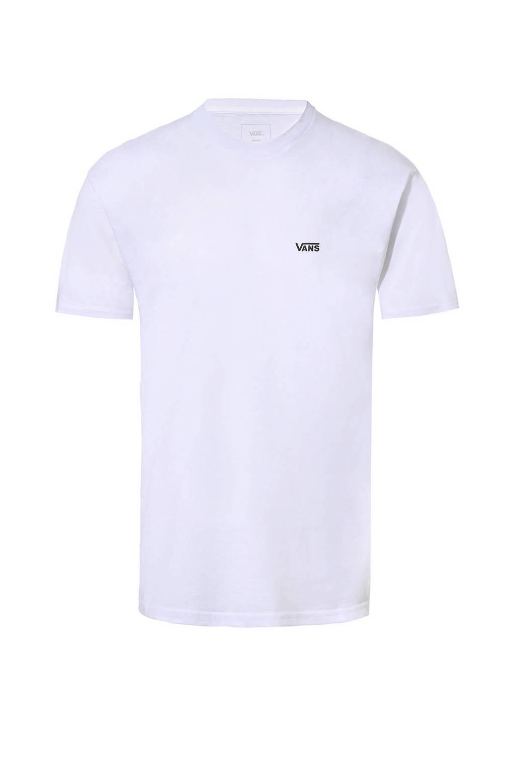 VANS   T-shirt wit, Wit