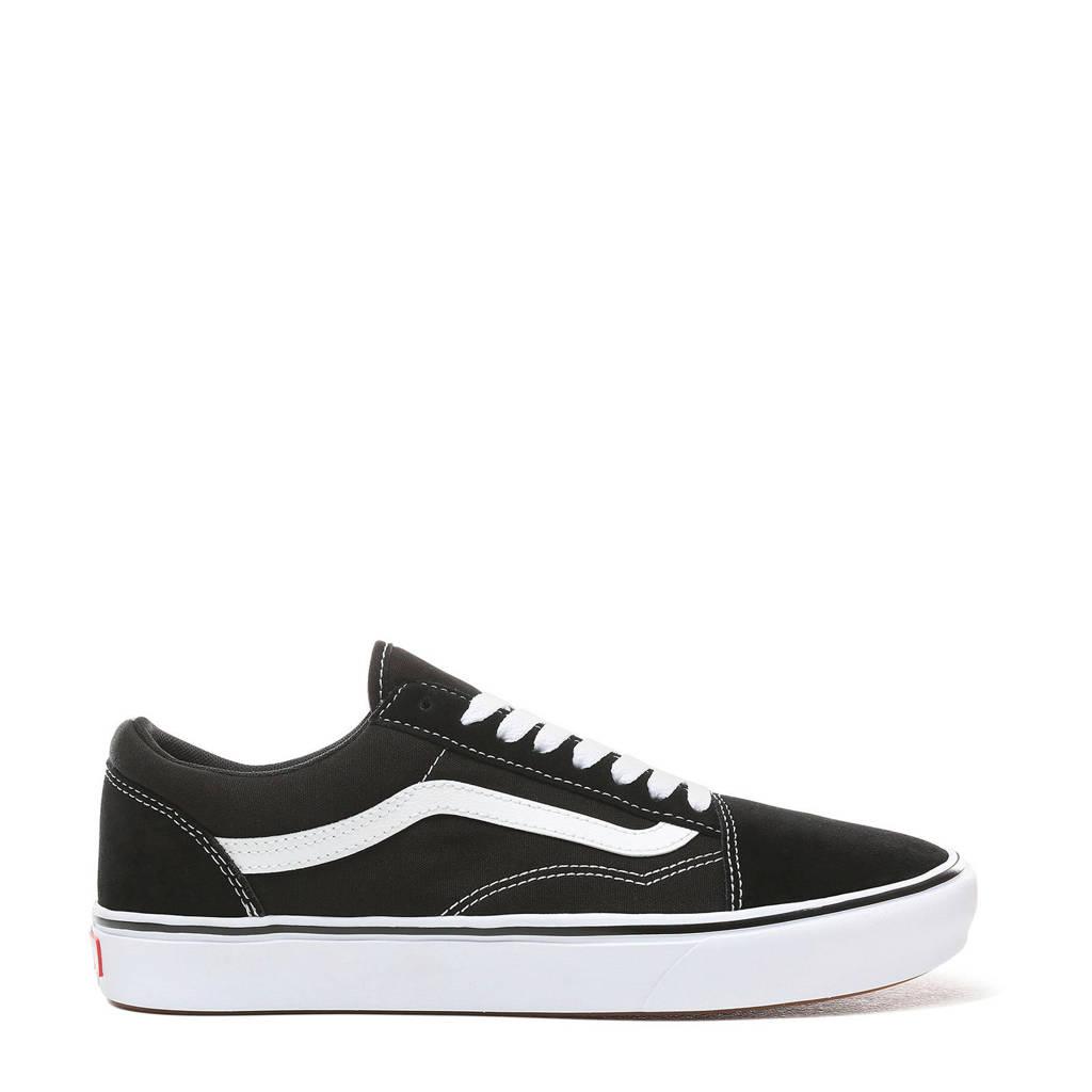 VANS   ComfyCush Old Skool sneakers zwart/wit, Zwart/wit
