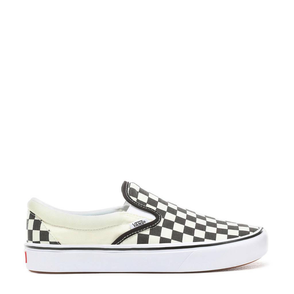 VANS ComfyCush Slip-On   ComfyCush Slip-On sneakers zwart/wit, Ecru/zwart