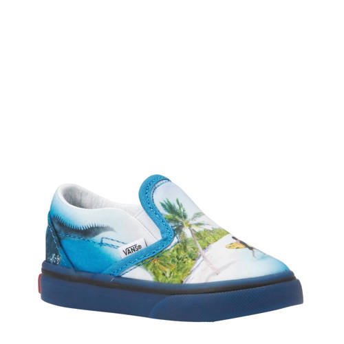 VANS Classic Slip-On Surf Monster
