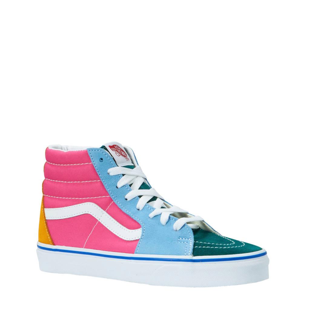 3485072141e91b VANS SK8-Hi sneakers multi | wehkamp