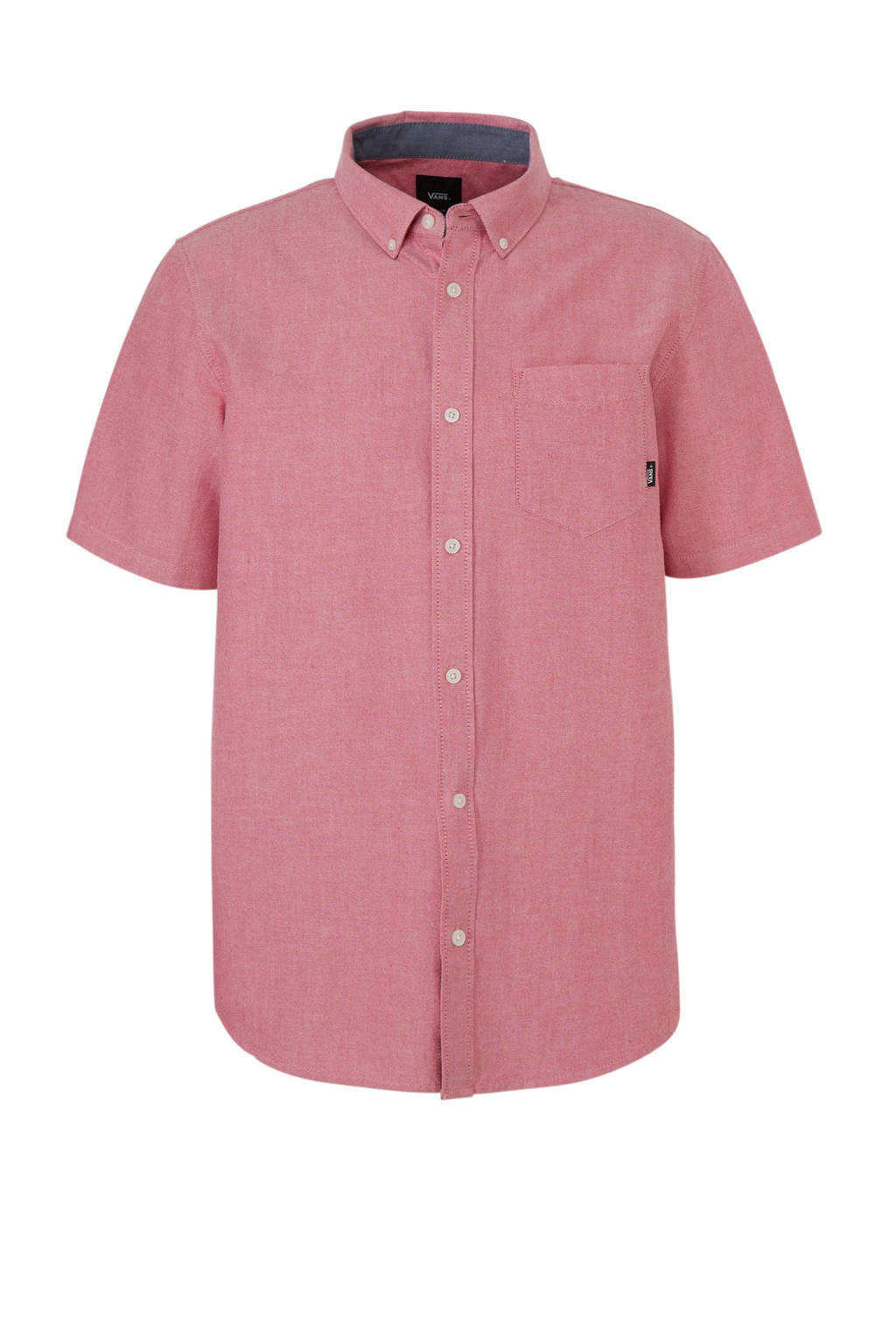 VANS regular fit overhemd roze, Roze