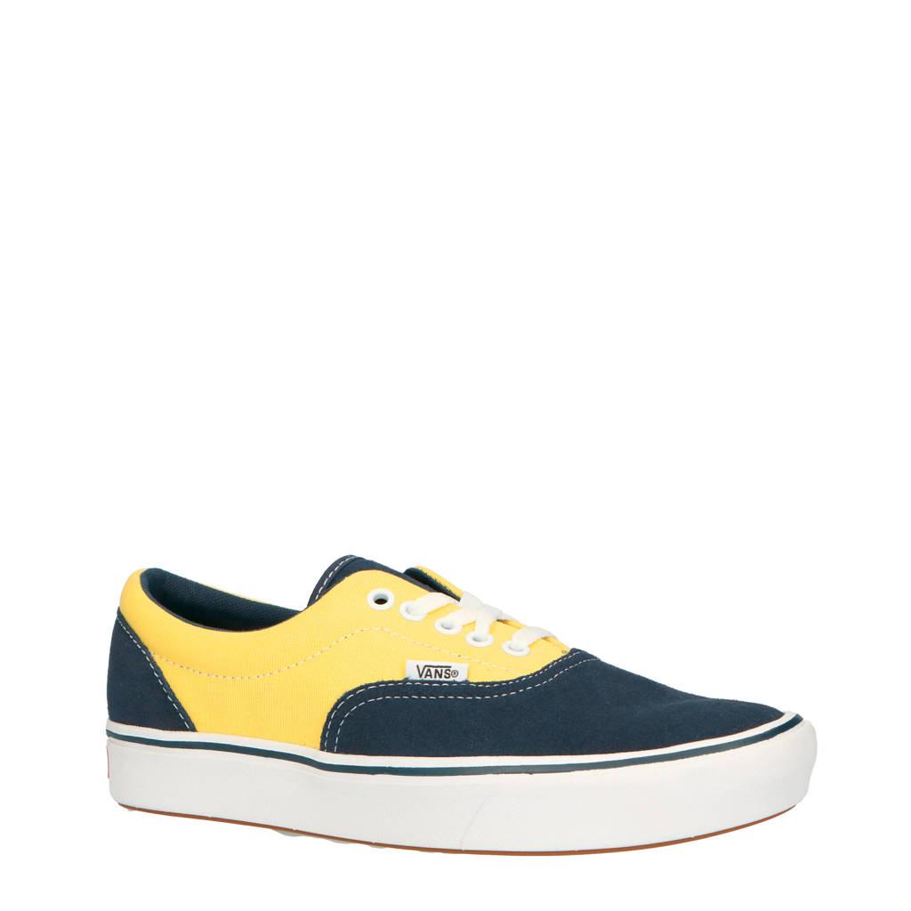 6efde24034 VANS ComfyCush Era sneakers donkerblauw geel