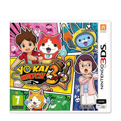 Yokai Watch 3 (Nintendo 3DS) kopen